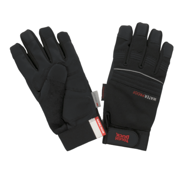 Tough Duck Insulated Precision Glove Black WA35